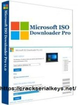 Microsoft ISO Downloader Premium 2020 Crack Serial