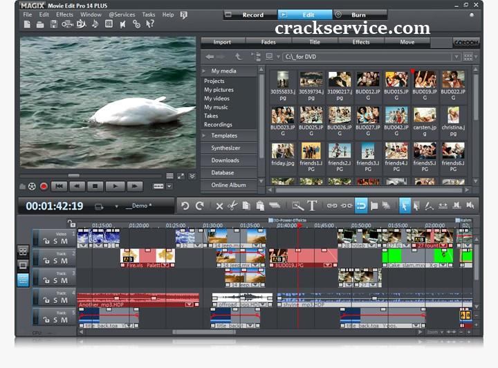 MAGIX Movie Edit Pro Torrent