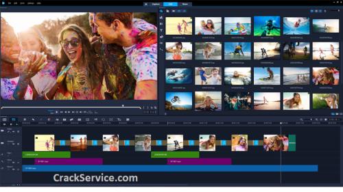 Corel VideoStudio 23.3.0.439 Crack With Serial Key 2020 Download