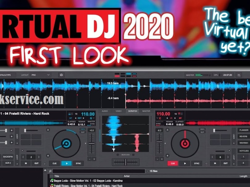 Virtual DJ 2020 Build 5630 Crack With Torrent 2020 Here