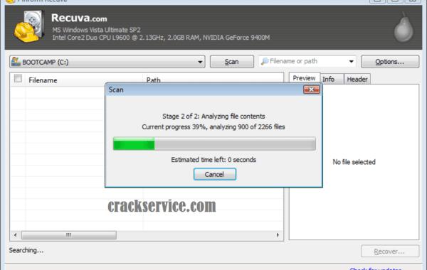 Recuva Pro 1.56 Crack Free Torrent 2020 Download