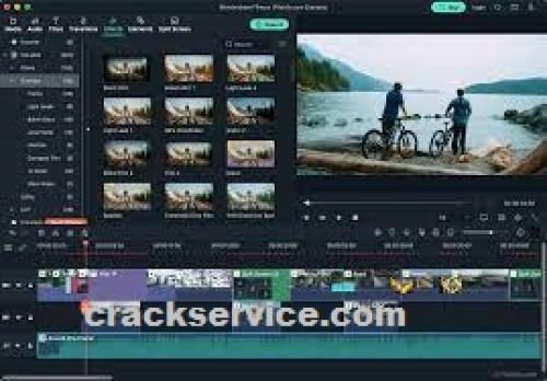 Wondershare Filmora Crack