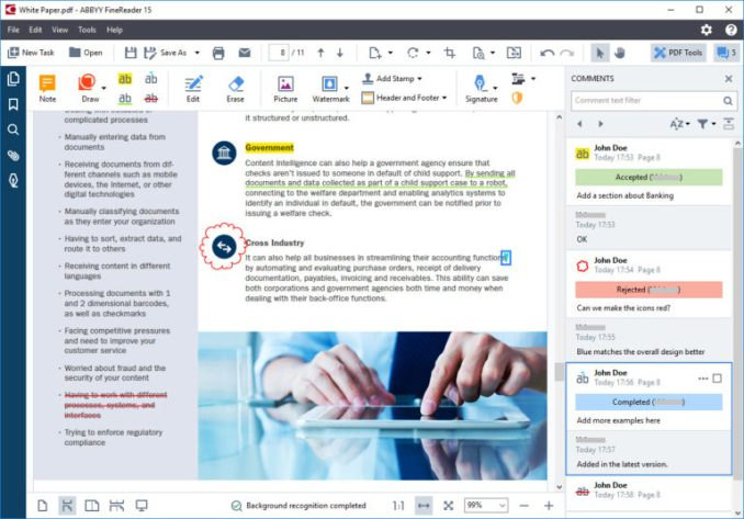 ABBYY FineReader Crack With License Key Free Download 2021