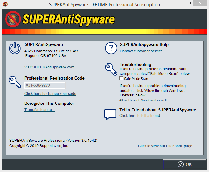 SUPERAntiSpyware Professional Crack With License Key