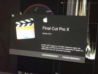 Final Cut Pro X 10 4 5 Crack Full Version Free Download