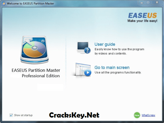 EaseUs Partition Master Keygen
