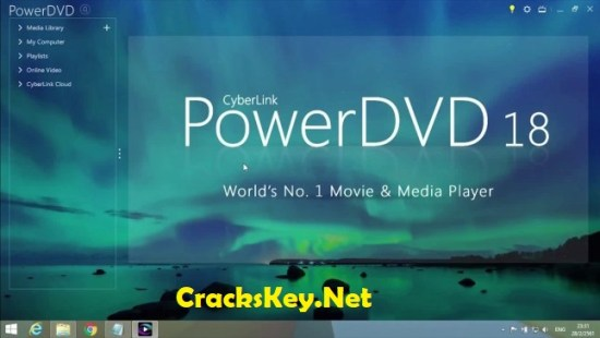 CyberLink PowerDVD Ultra 18 Crack