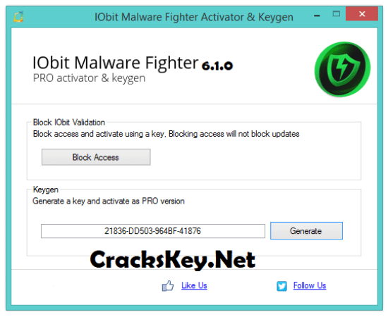 IObit Malware Fighter 6 License Code
