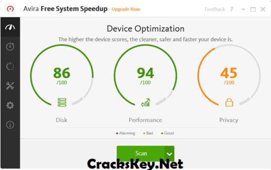 Avira System Speedup Keygen