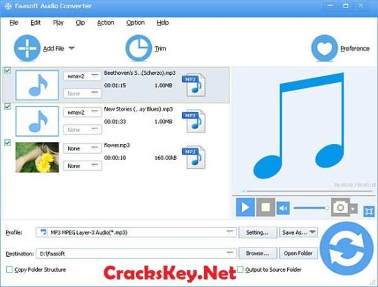 Faasoft Audio Converter Keygen