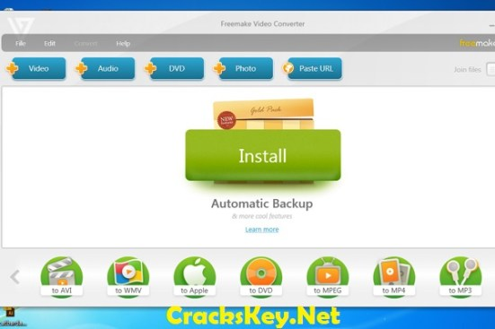 Freemake Video Converter Activation Key