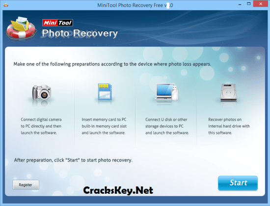 MiniTool Photo Recovery 3 License Key