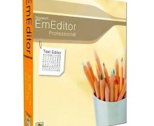 EmEditor Professional 18.3.1 Crack With Serial Key Download