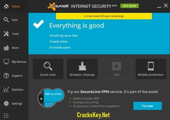 Avast Internet Security 18 Keygen