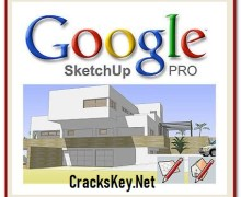 Google SketchUp Pro 2019 Crack With License Key Free Download