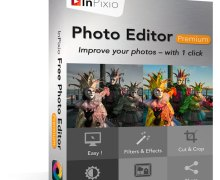 InPixio Photo Editor 2018 Crack With Serial Number Free Download