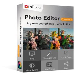 InPixio Photo Editor 2018 Crack