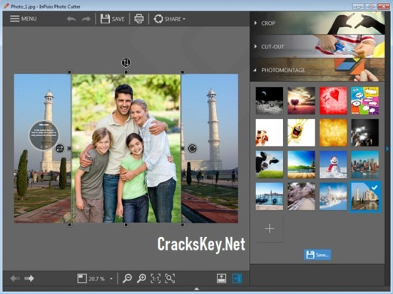 InPixio Photo Editor 2018 Serial Number
