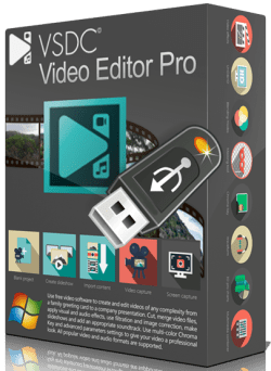 VSDC Video Editor Pro 2018 Crack