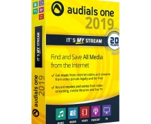 Audials One Platinum 2019 Crack With License Key Free Download
