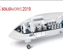 SolidWorks Premium 2019 Crack With Serial Number Free Download