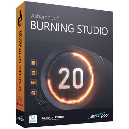Ashampoo Burning Studio 20 Crack