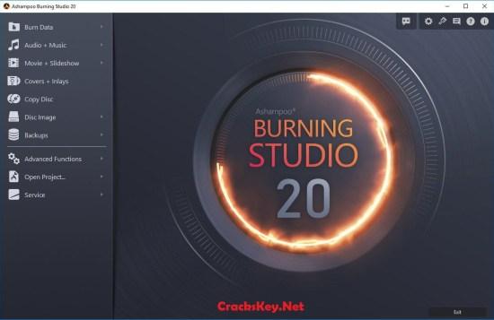 Ashampoo Burning Studio 20 License Key