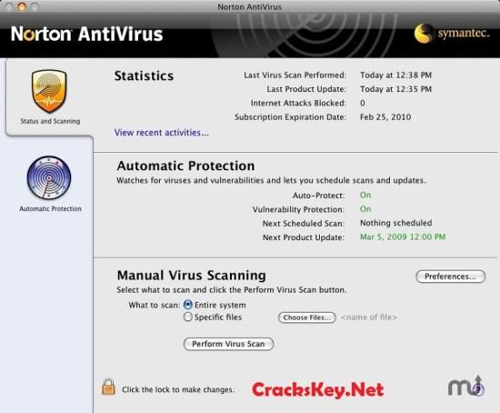 Norton Antivirus 2019 Keygen