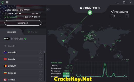 ProtonVPN License Key