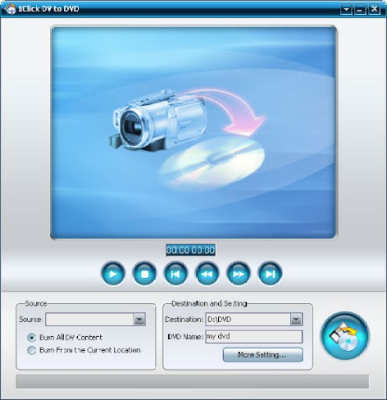 1CLICK DVD Converter 3.2.1.3 Crack With Keygen Key