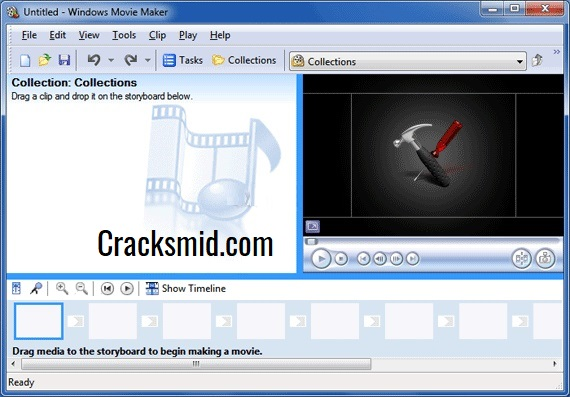 Windows Movie Maker Registration Key