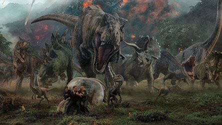 Jurassic World Torrent Full Free Download (2019)