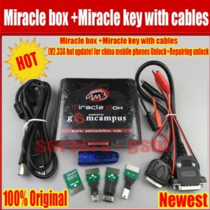 Miracle Box Crack v3 Latest Version 100% Setup Free