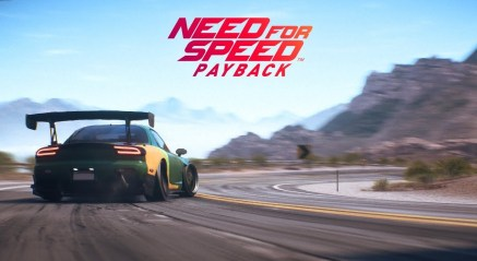 Need for Speed Payback Crack Full Version + PC Game