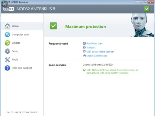 ESET NOD32 Antivirus 13.0.24.0 License Key With Crack 100% Working
