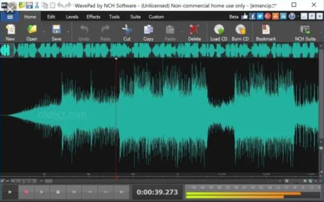 WavePad Sound Editor 10.04 Crack Torrent Registration Code [2020]