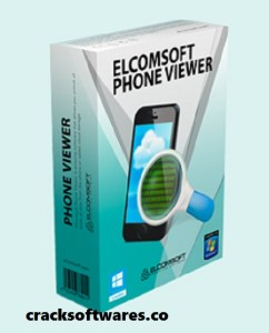 Elcomsoft Phone Viewer Forensic Edition v5.0.36480 Crack Download Latest 2021