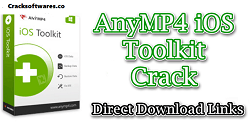 AnyMP4 iOS Toolkit 9.0.58 With Crack Full Download [Latest]