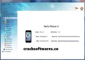 Backuptrans Android iPhone WhatsApp Transfer Plus 3.2.158 With Crack 2021 Latest