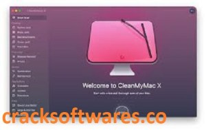 CleanMyMac X 4.8.6 Crack + Activation Number 2021 Latest