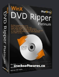 WinX DVD Ripper Platinum 8.20.2.243 With Crack Free Download Latest 2021