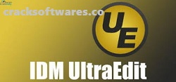 IDM UltraEdit 27.10.0.164 With Crack Full Free Download [Latest]