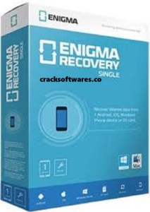 Enigma Recovery Professional 4.1.0 Crack + License Key 2021