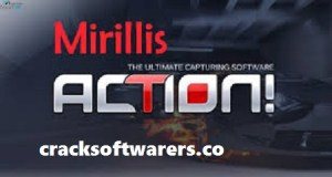 Mirillis Action! 4.8.1 With Crack Free Download Latest 2021