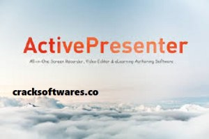 ActivePresenter Professional Edition 8.3.0 With Crack + Key Download 2021