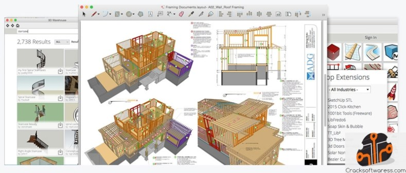 Download SketchUp Pro 2020 Free