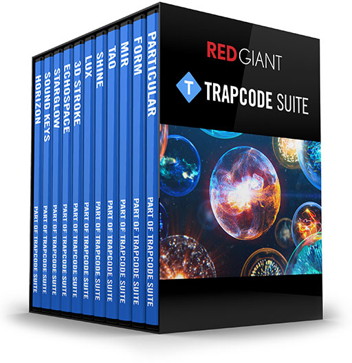 Red Giant Trapcode Suite 16 Crack & Product Key Download [Latest]
