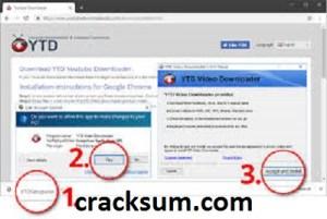 YTD Video Downloader Pro 5.9.18.4 With Crack Free Download
