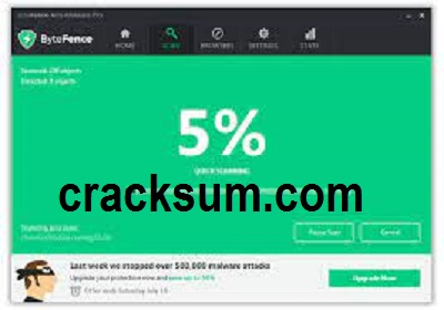 ByteFence Crack With License Key Free Download 2021