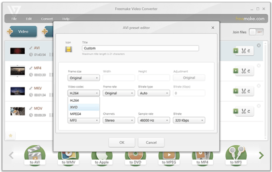 Freemake Video Converter 4.1.10.19 Crack with Serial Key
